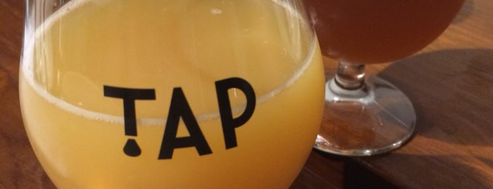 TAP Craft Beer Bar is one of #Singapore.