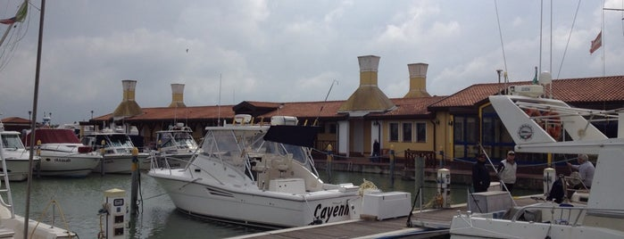 Porto Barricata is one of Veneto best places.
