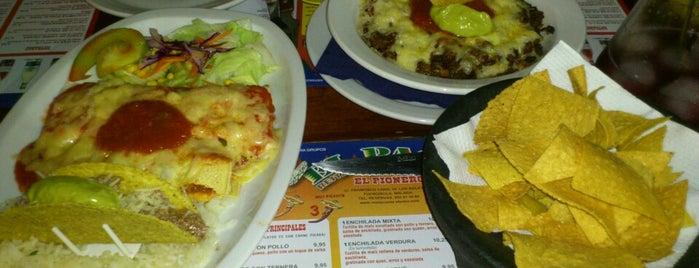 El Paso is one of Restaurantes Malaga.