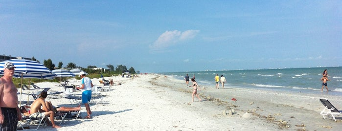 Sanibel Beach is one of Fort Myers/Naples.