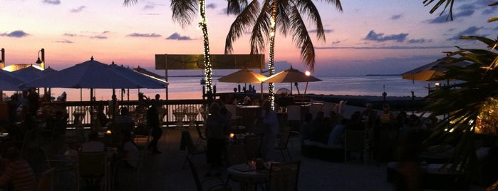 Snook's Bayside Restaurant is one of The Florida Keys.