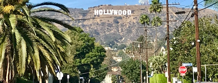 Hollywoodland Gates is one of The 13 Best Sculpture Gardens in Los Angeles.