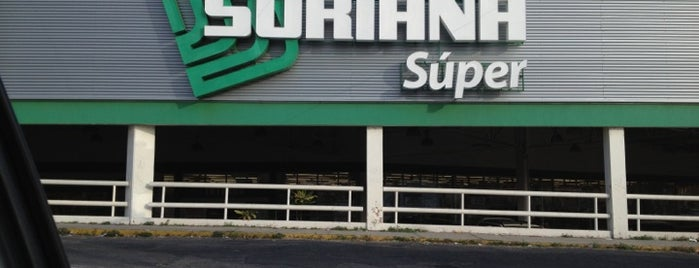 Soriana is one of Malls.
