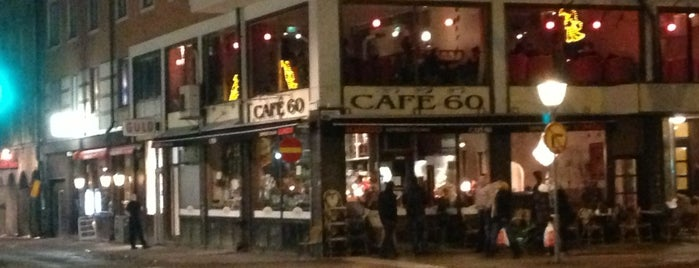 Café 60 is one of Fika.