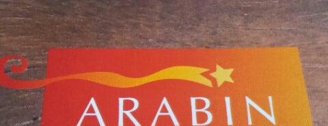Arabin is one of São Paulo - SP.