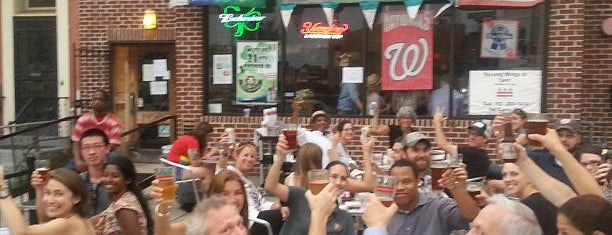 Duffy's Irish Pub is one of DC.