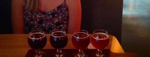 Territorial Brewing Company is one of Michigan Breweries.