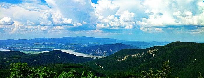 Dobogókő Kilátó is one of Budai hegység/Pilis.