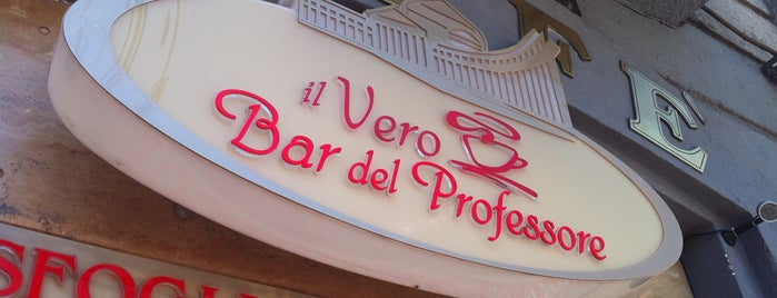 Bar del Professore is one of Food Italy.
