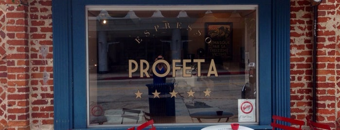 Espresso Profeta is one of To drink California.