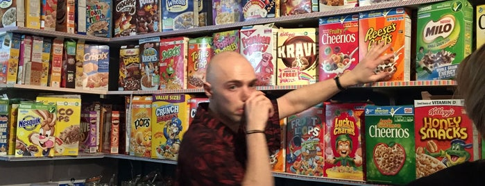 Cereal Killer Cafe is one of Europa.