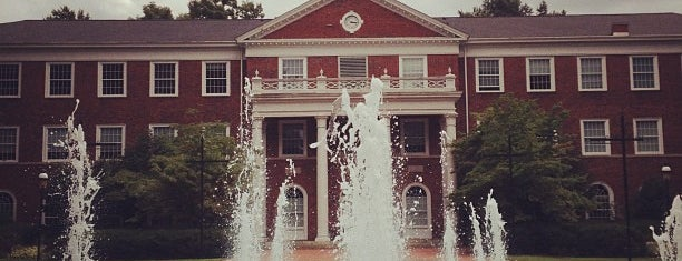 Elon University is one of Elon.