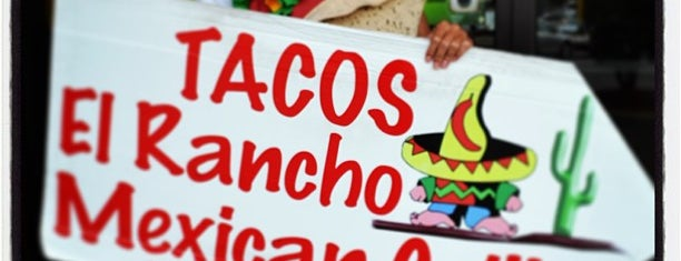 Tacos El Rancho is one of Business contacts.