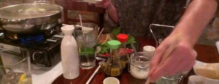 Koji's Sushi & Shabu Shabu is one of 20 favorite restaurants.