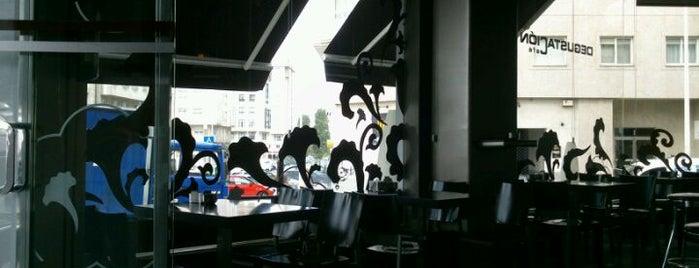Cafe Degustación is one of De mucho us.