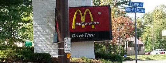 McDonald's is one of Best of Reston.