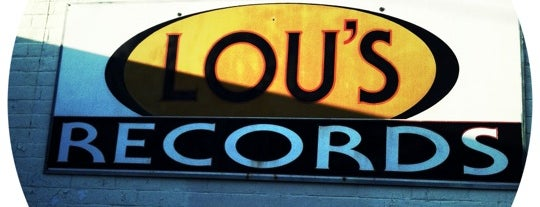 Lou's Records is one of Slightly Stoopid Approved.