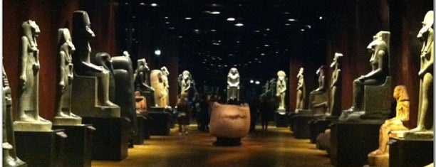 Egyptian Museum is one of Torino.