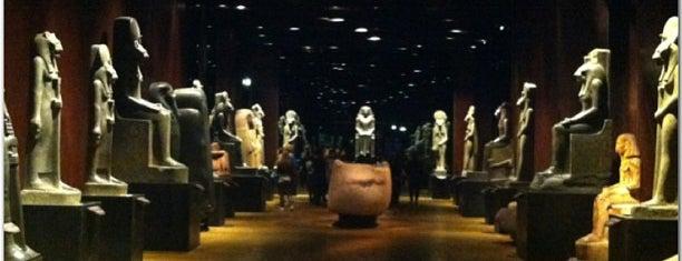 Museo Egizio is one of ZeroGuide • Torino.