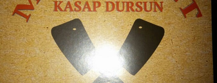 Meat & Meet Kasap Dursun is one of Istanbul 2015.