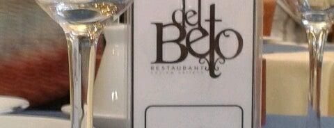 Del Beto Restaurant is one of Restaurants.