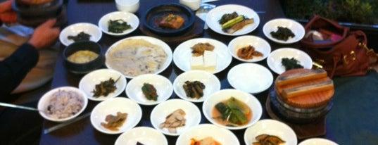 한국 맛집 멋집