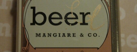 Beere Mangiare & Co is one of Roma locali: checked.
