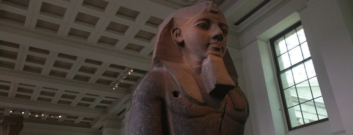 The Egyptian Exhibition is one of The 15 Best History Museums in London.