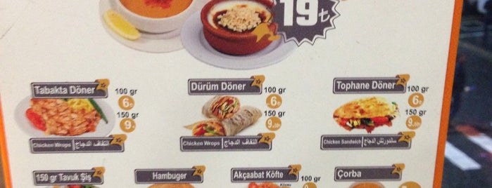 gıt gıt chicken & horon is one of trabzon.