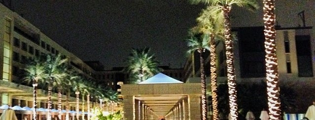 Garden Cafe is one of cafes in Kuwait.