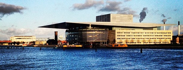 Operaen is one of I love CPH.