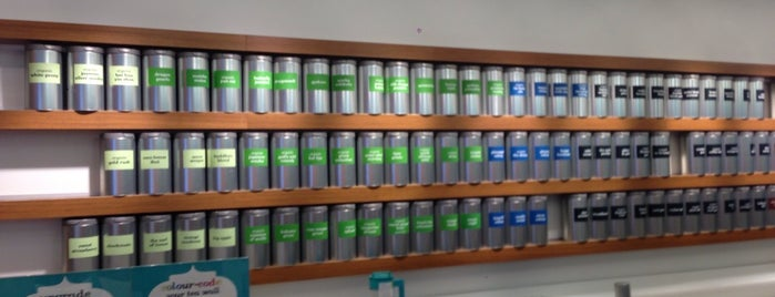 DAVIDsTEA is one of My tea obsession <3.