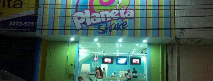 Planeta Shake is one of Mayor List.