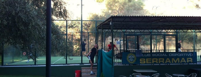 Club Social Deportivo Serramar is one of Favorite Great Outdoors.