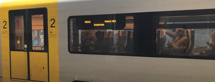 Bahnhof Bingen (Rhein) Stadt is one of Bahnhöfe Deutschland.