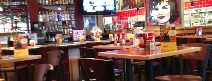 Red Robin Gourmet Burgers is one of Food.