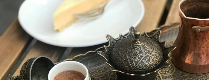 Cezve Coffee is one of Restaurants and cafes.