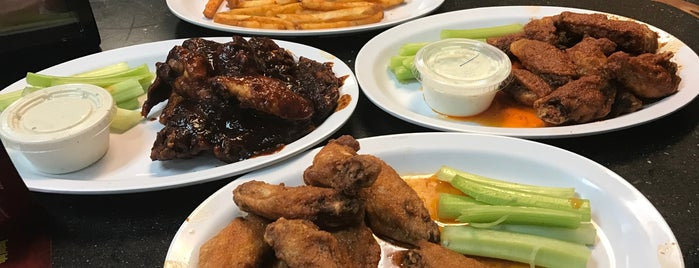 Wings 'N Things is one of The Best Wings in Every State (D.C. included).