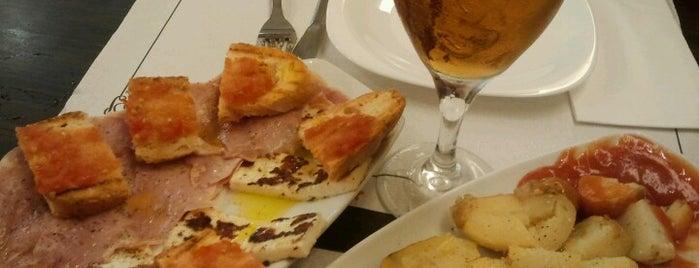Nou Cisne is one of los mejores sitios para comer en Alicante.