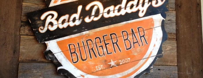 Bad Daddy's Burger Bar is one of Must-visit Food in Winston Salem.