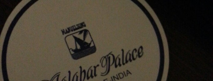 Malabar Palace Hotel is one of The 20 best value restaurants in Calicut, India.