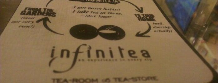 Infinitea is one of Bangalore Cafes.