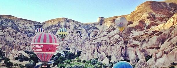 Zelve Açık Hava Müzesi is one of Kapadokya.