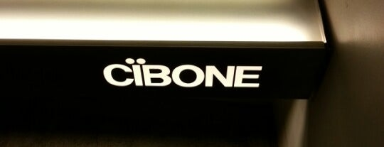 CIBONE AOYAMA is one of Japan - Tokyo.