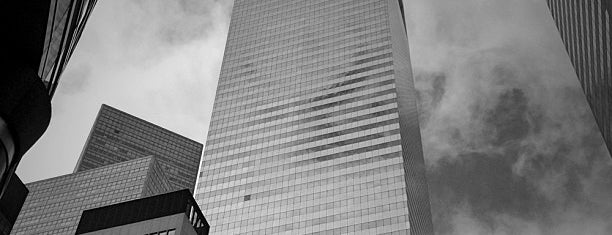 Citigroup Center is one of New York City.