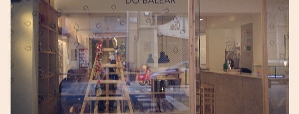 Idò Balear is one of Breakfast and nice cafes in Barcelona.
