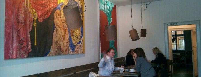 Šestá větev is one of Cafés.
