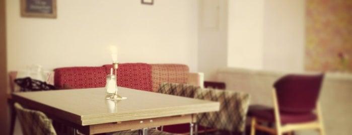 Café Hilde is one of Breakfast & Lunch in Berlin.