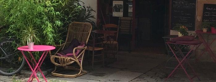 La Petite Maison dans la Cour is one of Our top ten: the best hot chocolate in Paris.