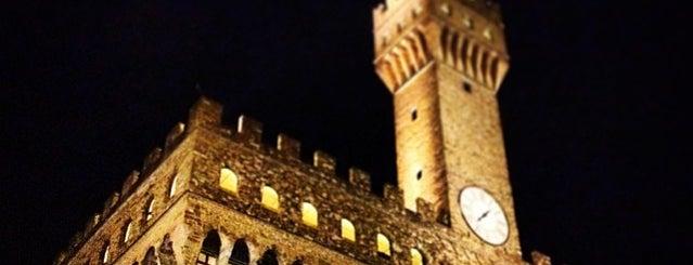 Palazzo Vecchio is one of Italy 2014.